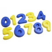 Number 0 9 Sand Molds Sand Toy, Beach Toy, Sandbox Toy, Wet Sand Sensory Bin