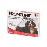 Frontline Plus XLarge Dogs over 89 lbs (Red) 06 Doses