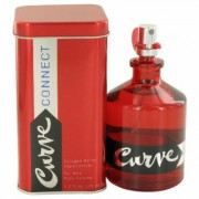 Curve Connect For Men By Liz Claiborne Eau De Cologne Spray 4.2 Oz