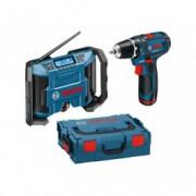 BOSCH GPB 12V-10 + GSR 12V-15 professional 0601429204