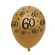 Narodeninové balóniky - 10 kusov 60