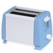 Тостер за хляб SAPIR SP 1440 B, 750W, За 2 филийки, 6 степени на запичане, Бял/син