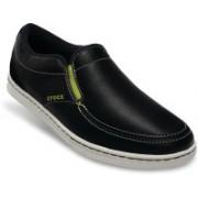 Crocs LoPro Slip-on Sneakers For Men(Black, Green)