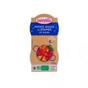 Babybio Jó éjszakát! - bio édesburgonyás ínyencség 2 x 200 g