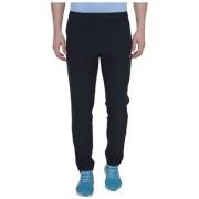 Nike Navy Polyester Lycra Jogger Track pant