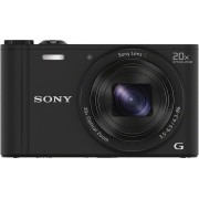 Sony Cyber-Shot DSC-WX350 Compakt camera, 18,2 Megapixel, 20x opt. Zoom, 7,5 cm (3 inch) Display