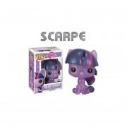 Funko Pop Twilight Sparkle Glitter My Little Pony Exclusiva Nueva