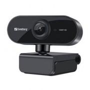 Sandberg USB Webcam Flex 1080P HD, Black