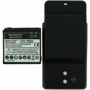 Xccess Extended accu HTC Touch Pro inclusief battery cover