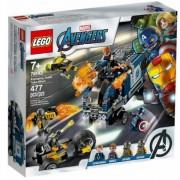Lego 76143 Super Heroes Avengers Truck-Festnahme