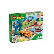 Lego Конструктор Lego Duplo Грузовой Поезд 10875