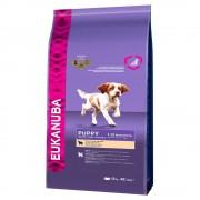Eukanuba Puppy Agnello e Riso - 12 kg