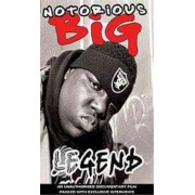 Video Delta NOTORIOUS B.I.G. - LEGEND - DVD