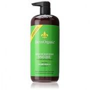 Dermorganic Intensive Hair Repair Masque with Argan Oil for Unisex 33.8 Ounce
