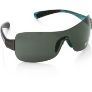 Nike Round Sunglasses(Grey)