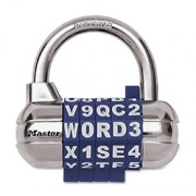 PASSWORD PADLOCK (Numbers & Words) 1 Lock