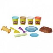 Pasta de modelat Play-Doh Placintele colorate 4 culori