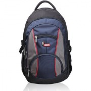 F Gear Blue Casual Backpacks Polyester Backpack