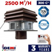 Gemi Elettronica Kit a doppio filo 4000 mt con apparecchio E/220 per recinto elettrico, recinti elettrici, recinti elettrificati