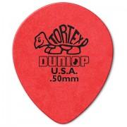Dunlop Tortex TearDrop 0,50mm (72Stck) Púa