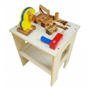 Qtoys Wooden Work Bench