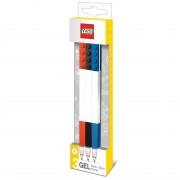 Bullyland LEGO® Gelschreiber 3er Set