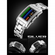 Skmei - Reloj Con Luces Led
