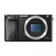 Sony Alpha A6000 body negru - aparat foto mirrorless cu Wi-Fi si NFC