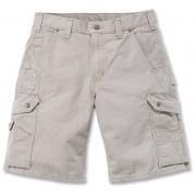 Carhartt Ripstop Cargo Work Pantalones cortos Gris Claro 33