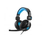 Sharkoon Auriculares Gaming SHARKOON Rush ER2 Negro y Azul