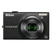 Nikon Cámara Compacta Nikon Coolpix S6150 Negro