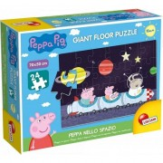 elemente de puzzle gigant 24 în spațiu Peppa Pig