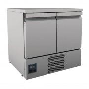 Williams Aztra Double Door Undercounter Freezer 234Ltr LAZ10CT-SA