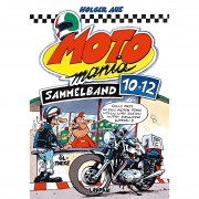 MOTOmania Comic Sammelband 10-12