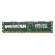 Memory RAM 1x 16GB Samsung ECC REGISTERED DDR3 2Rx4 1600MHz PC3-12800 RDIMM | M393B2G70BH0-CK0