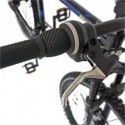 Bicicleta MTB-HT 26 Carpat Wrangler C2655B cadru aluminiu negrualbastru