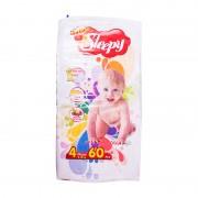 Scutece pentru copii Sleepy 4 Maxi 60 buc/set