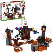 LEGO Super Mario 71377 King Boo és kísértettanyája kiegészítő szett