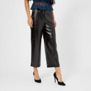 Three Floor Women's Handsome Lady Trousers - Black - UK 10 - Black