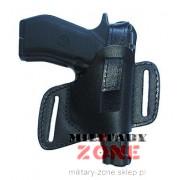 Kabura skórzana do M84 / Anics 101 na pistolet