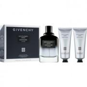 Givenchy Gentlemen Only Intense lote de regalo III eau de toilette 100 ml + gel de ducha 75 ml + bálsamo after shave 75 ml