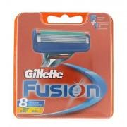 Gillette Fusion lama di ricambio 8 pz uomo