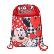Rucsac rosu colectia Minnie Mouse