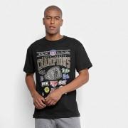 Camiseta DGK Champions Masculina - Masculino-Preto