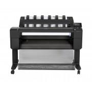 "HP DesignJet T930 - 36"" impressora de grande formato - a cores - jacto de tinta - Rolo (91,4 cm x 91,4 m), 914 x 1219 mm - 2400"