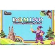 Domino - Adunarea si scaderea pana la 10 6-7 ani