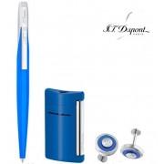 Cadou Set Blue S.T. Dupont