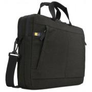 Geanta laptop Case Logic Huxton Attache 15.6 inch Black