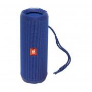 Bocina Portátil JBL FLIP4 Bluetooth Waterproof - Azul