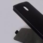 Калъф за Nokia 3 флип тефтер черен Flexi